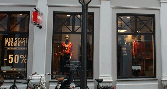 butiksvindue